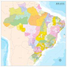 383-Brasil Mesorregiões