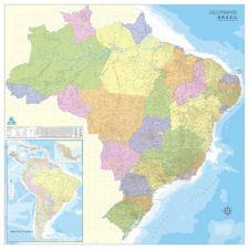 Brasil Geoeconoviário    2,00 x 2,00 m