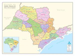 570-São Paulo Meso e Microrregiões Geográficas