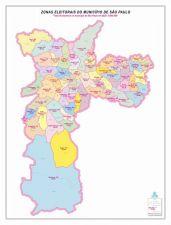 zonas eleitorais de SP