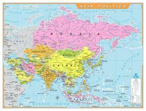 Ásia Político