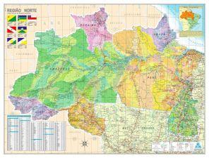 Região Norte Político e Rodoviário