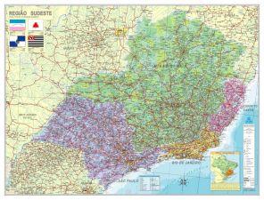 Região Sudeste Político e Rodoviário