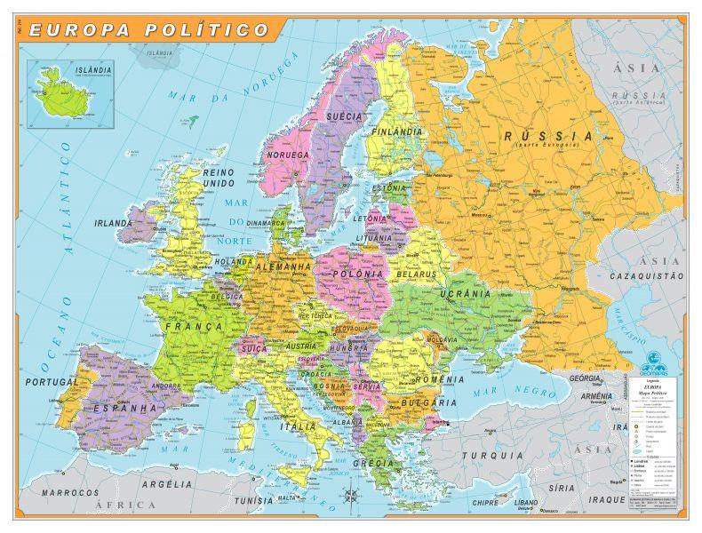 Resultado de imagem para imagens de mapas da Europa