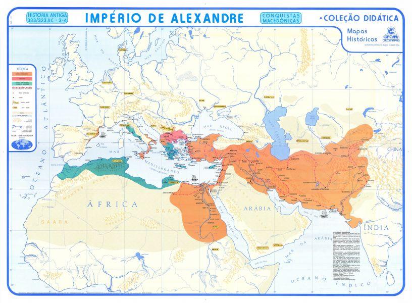 Império de Alexandre