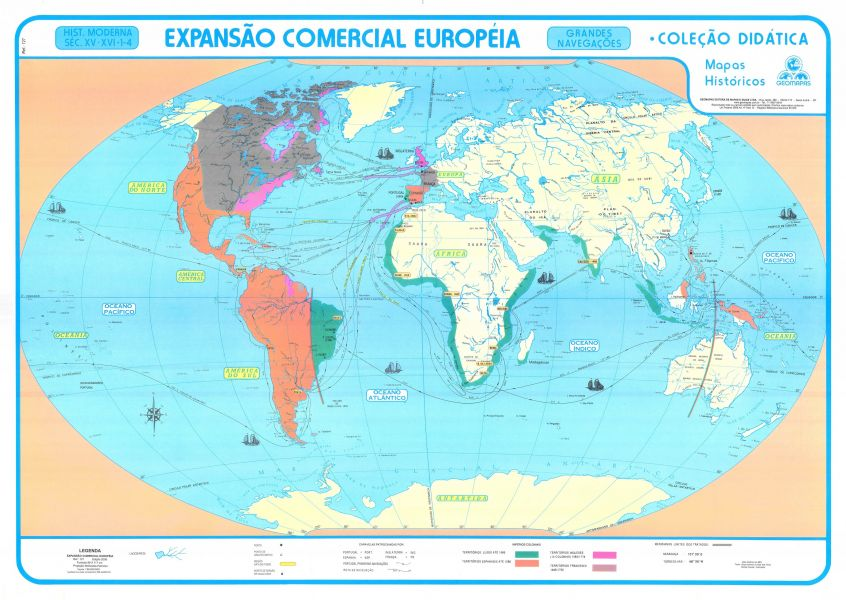 Expansão Comercial Européia