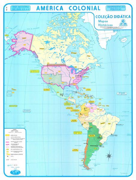 América Colonial